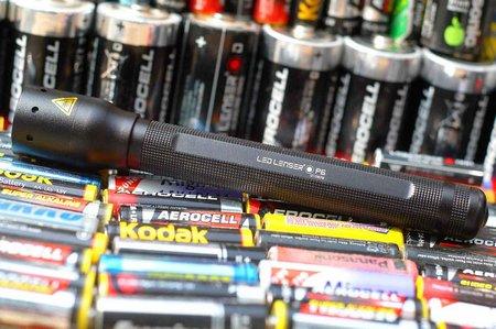 Led Lenser P6 001
