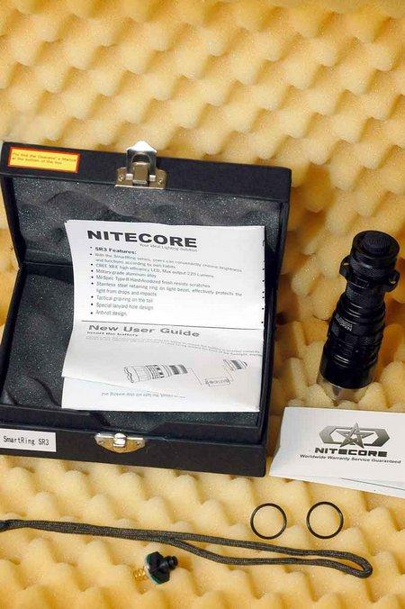 Nitecore SR3 002