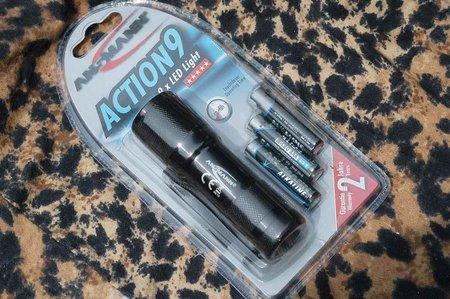 Ansmann Action 9 002