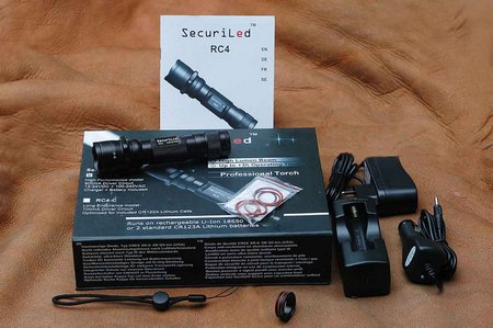 SecuriLed RC4 RII 002