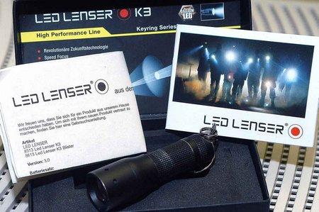 LED Lenser K3 002