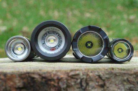 Led Lenser vs Fenix 006