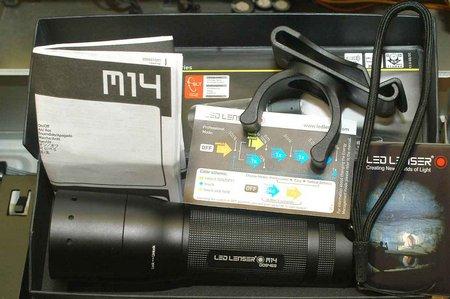 Led Lenser M14 002