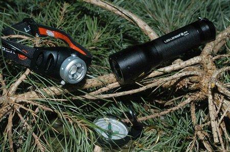 Led Lenser P7 und H7 002