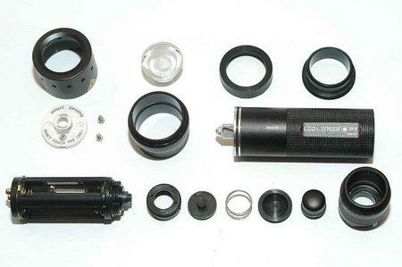 LED-Lenser P7 005