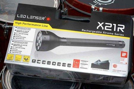 Led Lenser X21R 003