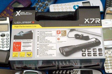 Led Lenser X7R 003