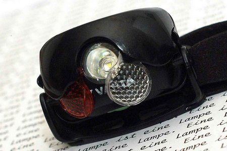 Varta Sports Head Light 002