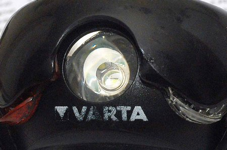 Varta Sports Head Light 005