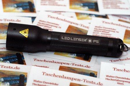 Led Lenser P5 001