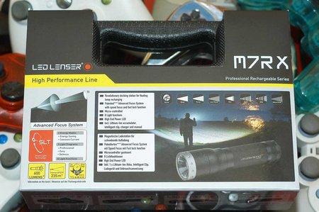 Led Lenser M7RX 002