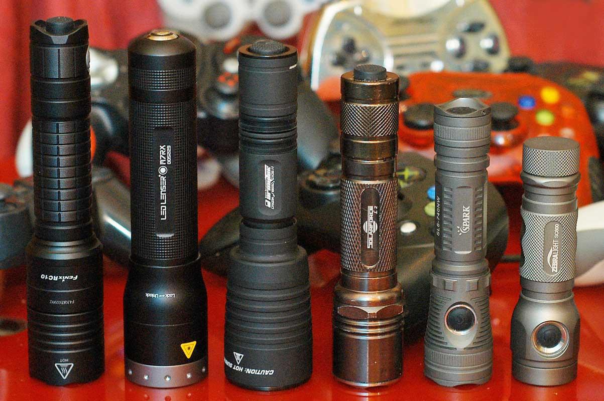 Led Lenser M7RX | Taschenlampen-Tests.de