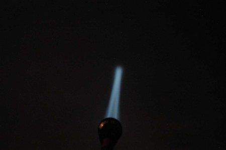 Nachthimmel Ponderosa