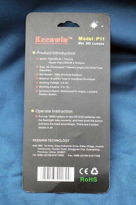 Keenwin P11 003