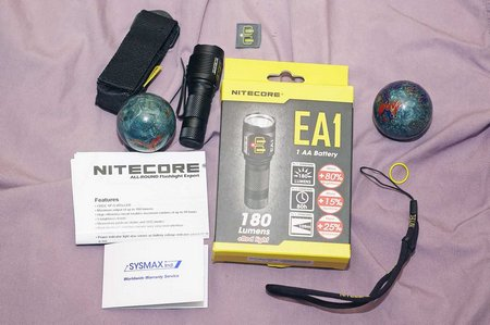 Nitecore EA1 002