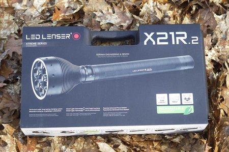 Led Lenser X21R 2 002