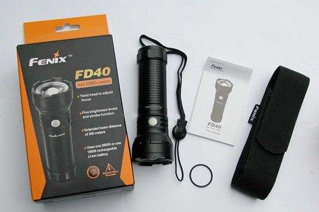 Fenix FD40 002