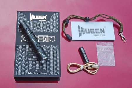 Wuben Black Vulture 1331 002