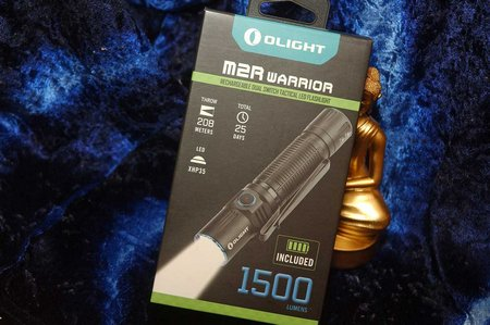 Olight M2R Warrior 002